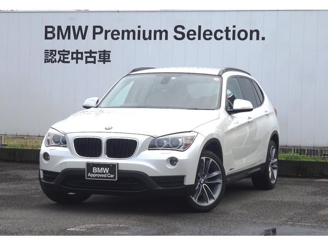BMW X1 sDrive 20i スポーツ コンフォートアクセス