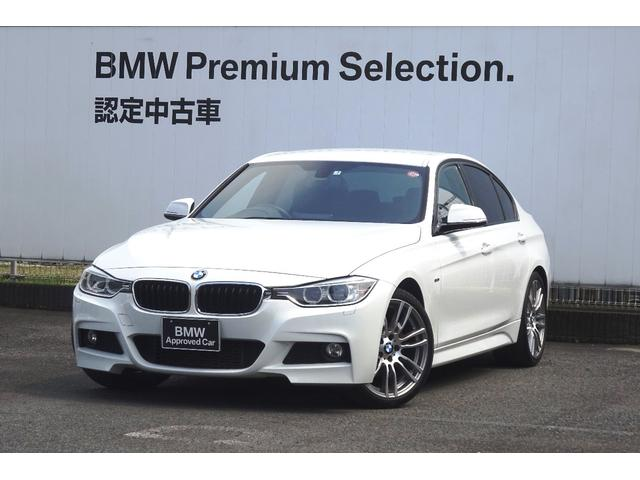 BMW 320i Mスポーツ 6速マニュアル 19インチホイール