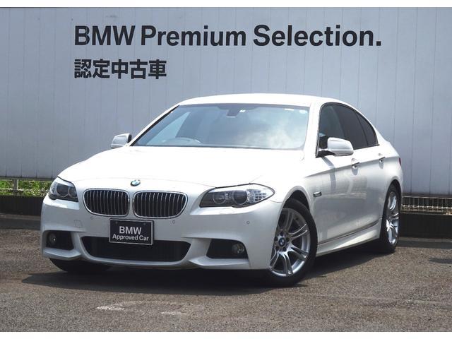 BMW 523i Mスポーツ ブラックレザー 禁煙車 キャンセラー