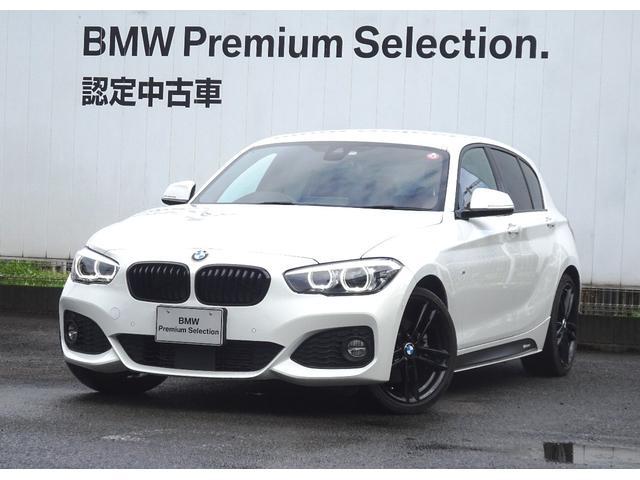 BMW 118d Mスポーツ エディションシャドー ブラウンレザー アクティブクルーズコントロール パドルシフト ETC2.0 LEDライト コンフォートアクセス Hi-Fiスピーカー タッチパネルナビ シートヒーター 禁煙車