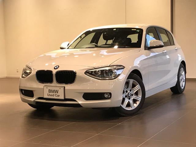 BMW 1シリーズ 116i ETC 16インチアルミホイール Bluetooth 社外インダッシュナビ バックカメラ 地デジ CDスロット ミュージックサーバー