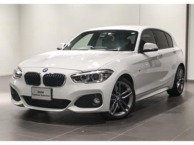BMW 1シリーズ 118d Mスポーツ ファストトラックパッケージ クルーズコントロール バックカメラ リヤセンサー LEDライト ETC2.0 衝突被害軽減ブレーキ ミラーウインカー スポーツステアリング スポーツシートアルカンターラ