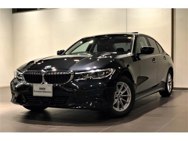 BMW 320i 電動ガラスサンルーフ シートヒーター ドライブレコーダー アクティブクルーズコントロール バックカメラ 前後センサー オートトランク ETC2.0 LEDライト USB端子 タイプC端子 レグノ装着