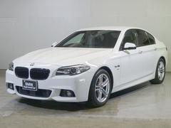BMW523dMスポ 認定中古車 ACC 車線逸脱警告