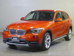 BMW X1sDrive 20ixライン認定中古車 純正ナビ Bカメラ