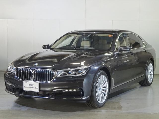 BMW 740eアイパフォーマンス 認定中古車プラスPKG19インチ