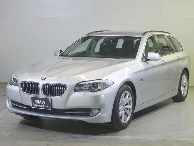 BMW 523iツーリングハイライン 認定中古車 オートトランク
