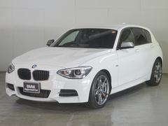 BMWM135i認定中古車 HDDナビ Bカメラ フロントPシート
