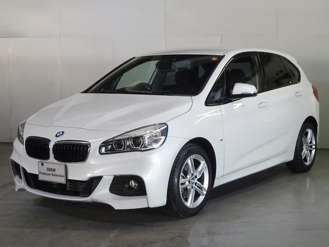 BMW 218iアクティブMスポ 認定中古車コンフォートPサポート