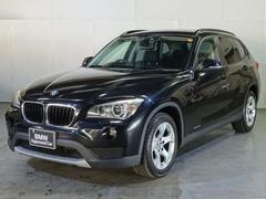 BMW X1sDrive 18i 認定中古車 ナビPKG ルーフレール