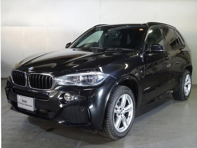 BMW xDrive 35d Mスポ ACC屋根黒レザー認定中古車