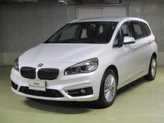 BMW218dグランツアラーラグジュアリ認定中古タッチパネルACC