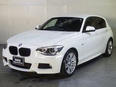 BMW116i Mスポ認定中古車バックカメラ