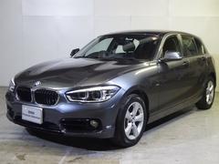 BMW118d スポーツ認定中古車バックカメラ コンフォートP
