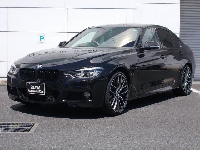 BMW 318iMスポーツ LEDヘッド Mパフォーマンスアルミ