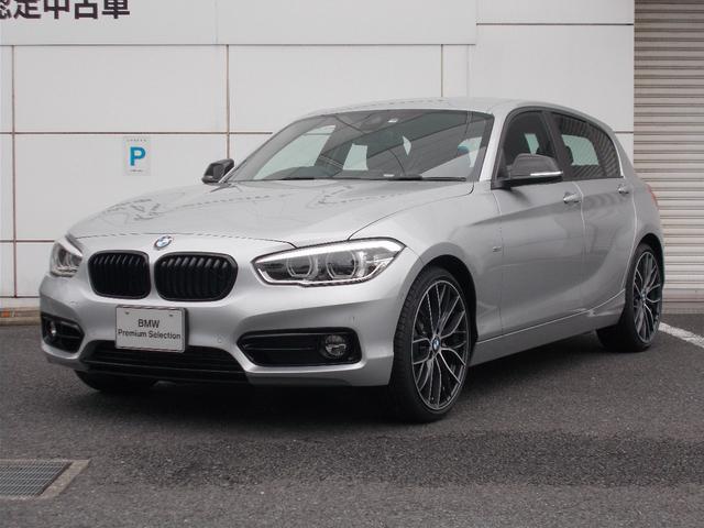 BMW 118i スポーツ Mパフォーマンスアルミ タッチパネルナビ