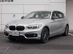 BMW118iスポーツ登録済未使用車タッチナビMPPホイール