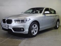 BMW118d スポーツ 認定中古車 タッチパネルナビ