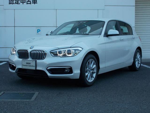 BMW 118i スタイル コンフォートP ACC タッチパネルナビ