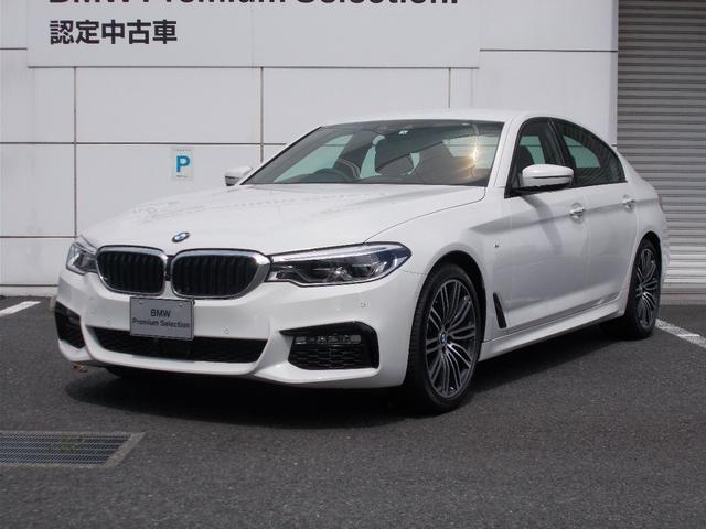 BMW 523i Mスポーツ 認定中古車 ハイラインPKG