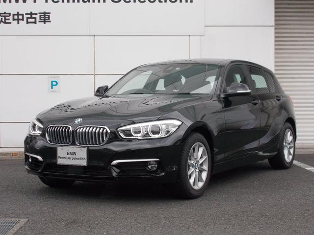 BMW 118i スタイル 認定中古車 コンフォートP ACC