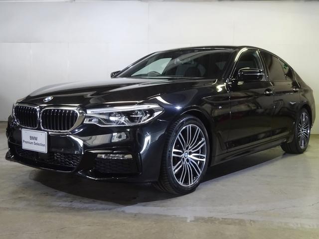 BMW 523d Mスポーツ 認定中古車 ACC 19インチアルミ