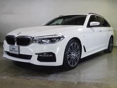 BMW523dツーリング Mスポーツ  ハイラインP 認定中古車