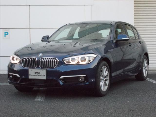 BMW 118i スタイル 認定中古車 ACC