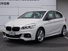 BMW218i AT Msports 登録済未使用車 ACC