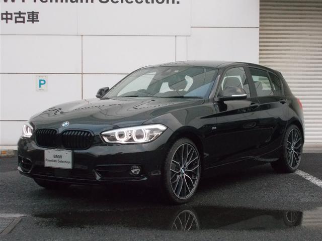 BMW 118iスポーツACC登録済未使用車M新品アルミ