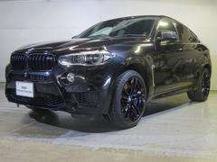 BMW X6 MX6M エディションブラックファイヤ 認定中古車