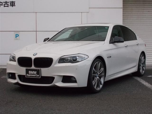 BMW 523d Mスポーツ 認定中古車 ガラスサンルーフ