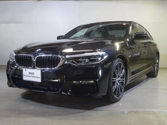 BMW 530i Mスポーツ 認定中古車 アイボリーレザー