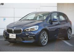 BMW218dアクティブツアラー セーフティP OP19インチAW