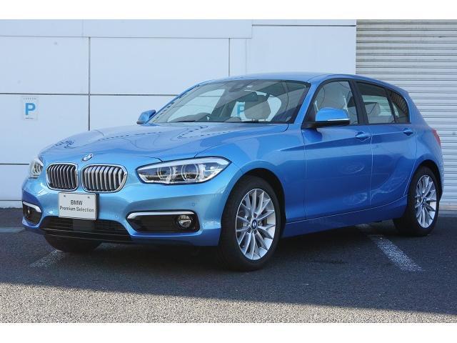 BMW 118dスタイル ファッショニスタ  ACC