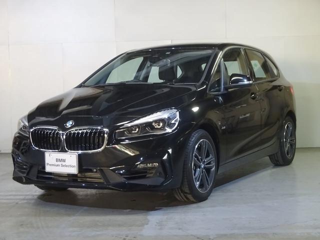BMW 218iアクティブツアラー スポーツ パーキングサポート
