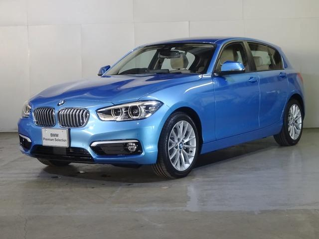 BMW 118dスタイルファッショACC全国保証