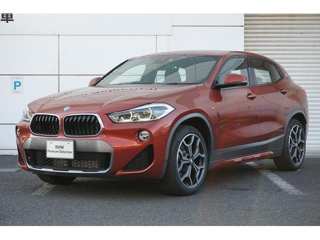 BMW xDrive20iMスポ電動シート未使用車