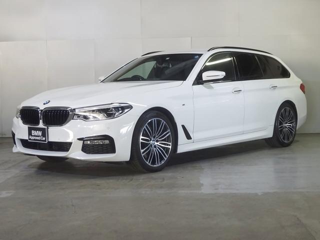 BMW 523dツーリング Mスポ 認定中古車 全国保証遠方歓迎