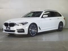 BMW523dツーリングMスポーツ 全方位カメラ 19インチ