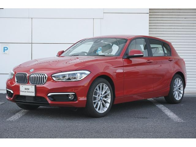 BMW 118i ファッショニスタ オフホワイトレザー 全国保証