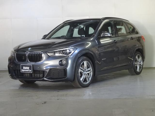 BMW sDrive 18i Mスポーツ LEDヘッドライト