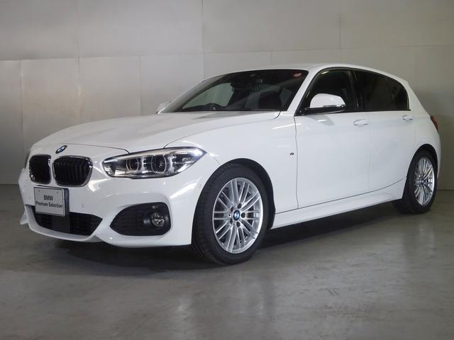 BMW 118i Mスポーツ ACC コンフォートP LEDフォグ