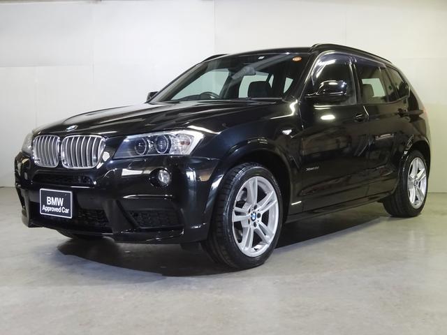 BMW xDrive 28i Mスポ 黒革 オートトランク
