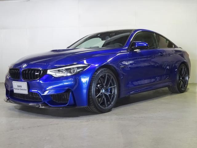 BMW M4 CS 日本限定60台 カーボンルーフ LED