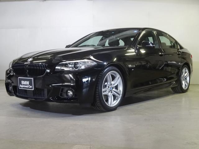 BMW 523d Mスポーツ ザ・ピーク  ソリッドブラック