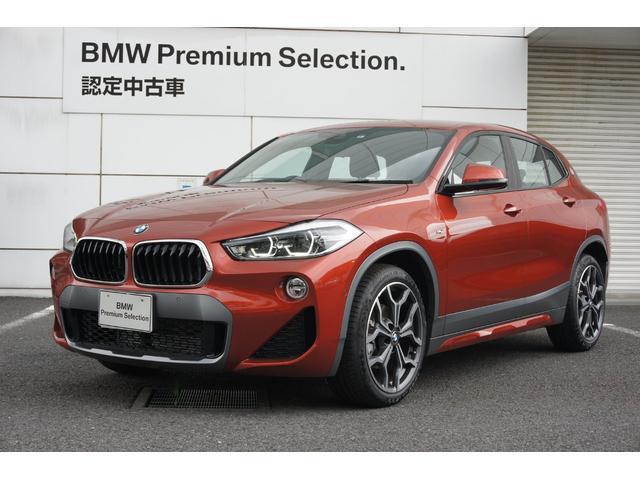 BMW sDrive 18i MスポハイラインACC 未使用