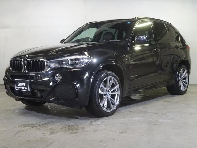 BMW xDrive 35d Mスポーツ モカレザー サンルーフ