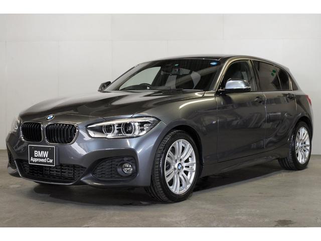 BMW 118d Mスポーツ パーキング
