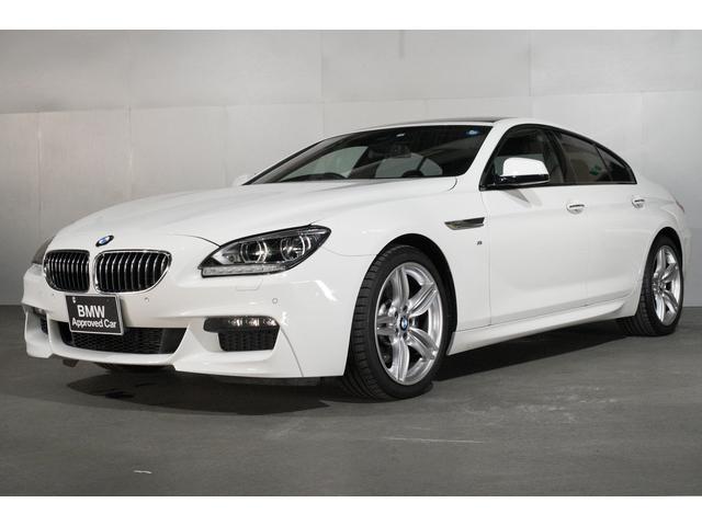 BMW 640iグランクーペ 認定中古車